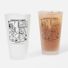 Doctor Hickory Dickory Drinking Glass