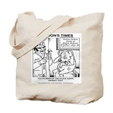 Doctor Hickory Dickory Tote Bag
