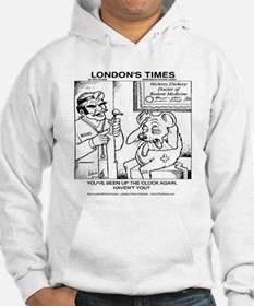 Doctor Hickory Dickory Hoodie