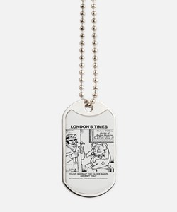Doctor Hickory Dickory Dog Tags