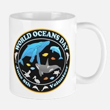 World Oceans Day Mugs