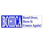 BOHICA (bumper sticker)