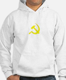 Hammer and Sickle Yellow (Dar Hoodie