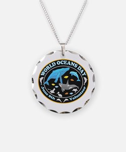 World Oceans Day Necklace