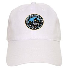 World Oceans Day Baseball Baseball Cap