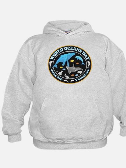 World Oceans Day Hoodie