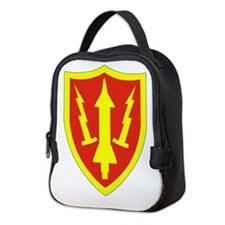 Army Air Defense Command.png Neoprene Lunch Bag