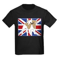 English Bulldog Flag T