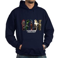 Guardians of the Galaxy Tear Hoodie