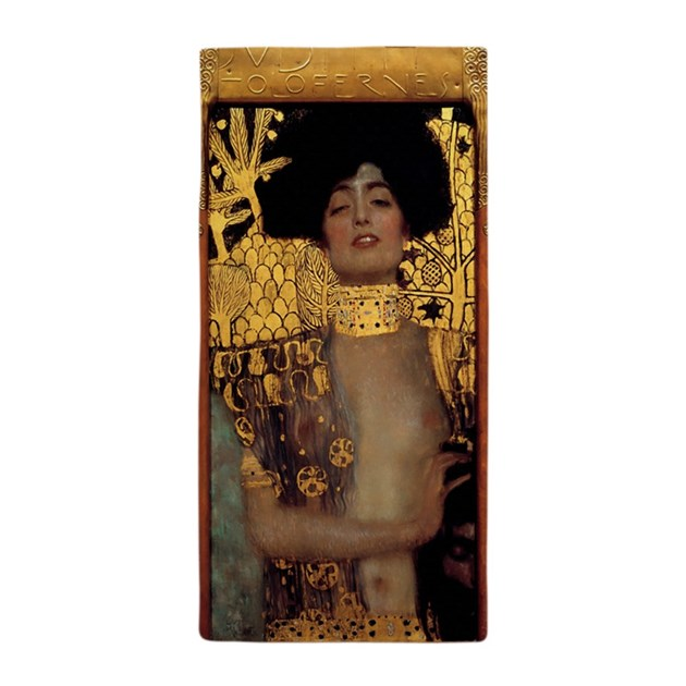 Gustav Klimt Judith And The Head Of Holofernes Bea By