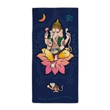 Ganesha Yoga / Beach Towel