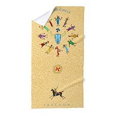 Sacred Circle - Yoga / Beach Towel