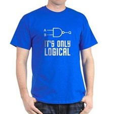 It's Only Logical T-Shirt