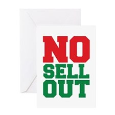 NO SELL OUT Greeting Cards