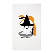 Witchy Boo 3'x5' Area Rug