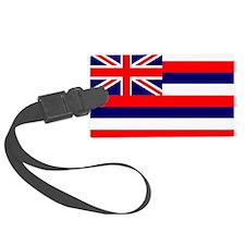 Hawaiian Flag Luggage Tag