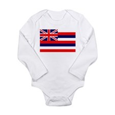 Hawaiian Flag Body Suit