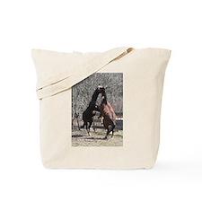 Horseplay Tote Bag