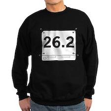 26.2 Running Shirt Tag Sweatshirt