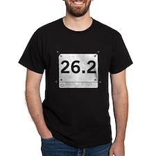 26.2 Running Shirt Tag T-Shirt