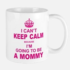 ....I am Going to be A Mommy Mugs