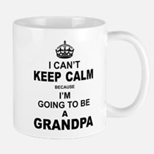 ....I am Going to be A Grandpa Mugs