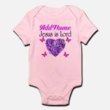 JESUS IS LORD Infant Bodysuit