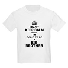 ....I am Going to be A Big Brother T-Shirt