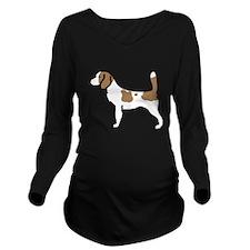 Beagle II Long Sleeve Maternity T-Shirt