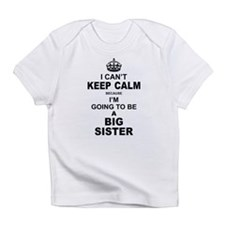 .....Going To Be A Big Sister Infant T-Shirt