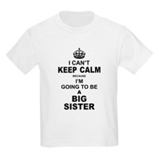 .....Going To Be A Big Sister T-Shirt