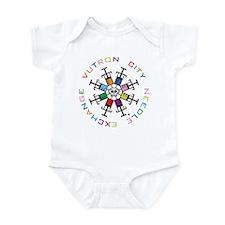 Needle Wheel Infant Bodysuit