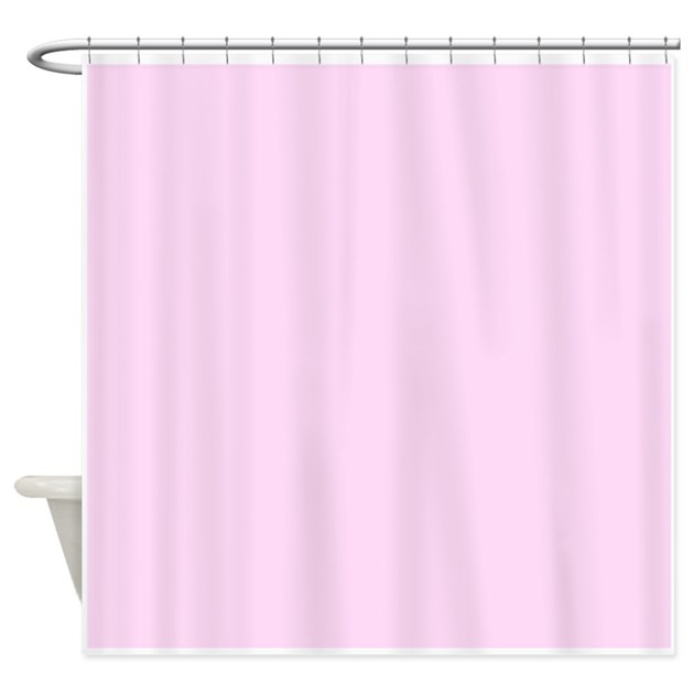 Light pink shower curtain by admin cp2452714 for Light pink shower curtain