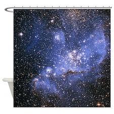 Magellan Nebula Shower Curtain