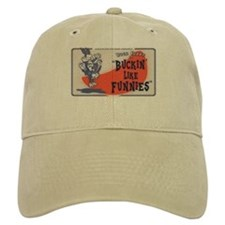 Buckin' Like Funnies Baseball Cap