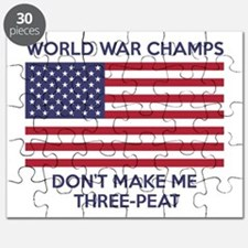 World War Champs Puzzle