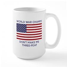 World War Champs Mug