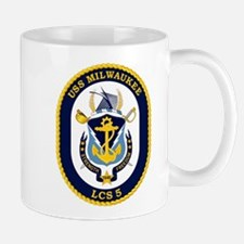 USS Milwaukee LCS-5 Mug