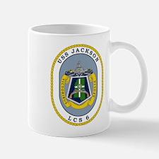 USS Jackson LCS-6 Mug