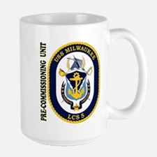 PCU Milwaukee LCS-5 Mug