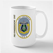 PCU Jackson LCS-6 Mug