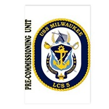 PCU Milwaukee LCS-5 Postcards (Package of 8)