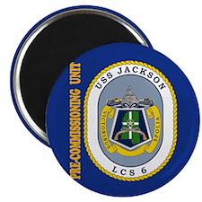 PCU Jackson LCS-6 Magnet