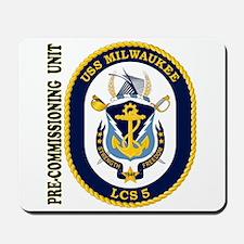 PCU Milwaukee LCS-5 Mousepad