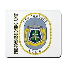 PCU Jackson LCS-6 Mousepad