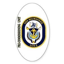 PCU Milwaukee LCS-5 Decal
