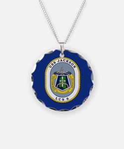 USS Jackson LCS-6 Necklace