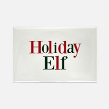 Holiday Elf Magnets