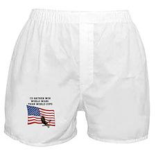 World War Winners Boxer Shorts