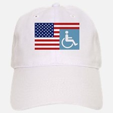 Disabled US Veteran Baseball Baseball Baseball Cap